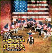 Dolly Parton S Dixie Stampede Dinner Show