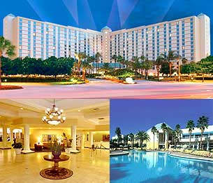 Rosen Plaza Hotel Convention Center Hotel Pointe Orlando