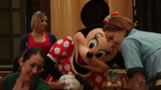Disney Character Dining 4
