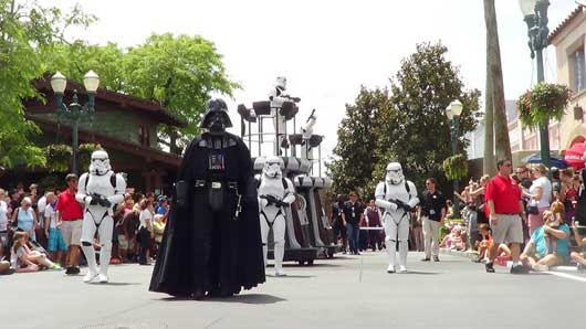 Stars Wars Weekends at Hollywood Studios 1