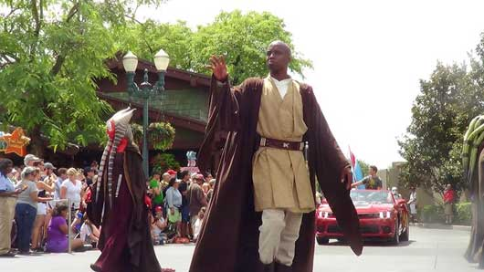 Stars Wars Weekends at Hollywood Studios 2