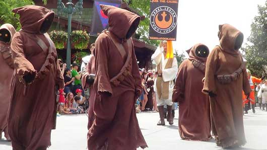 Stars Wars Weekends at Hollywood Studios 3
