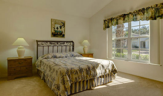 Vacation Home Master Bedroom