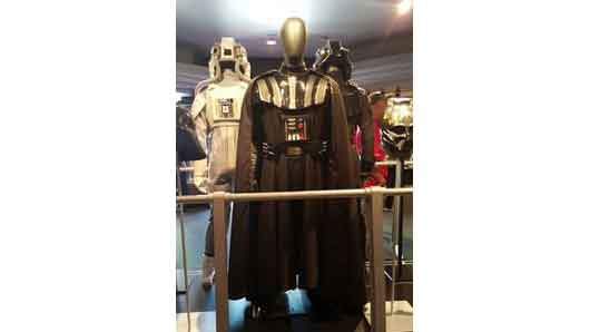 Become Darth Vader with your own replica costume. You're sure to win Halloween costume party contests and make the best viral videos with this getup. #StarWarsLaunchBay