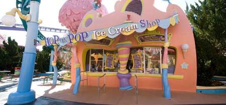 Hop On Pop Ice Cream Shop