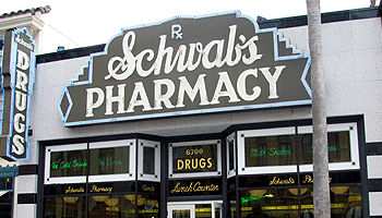 Schwabs Pharmacy