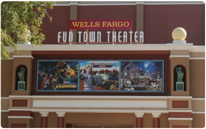 Wells Fargo 4D Theater
