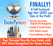 disney gps app