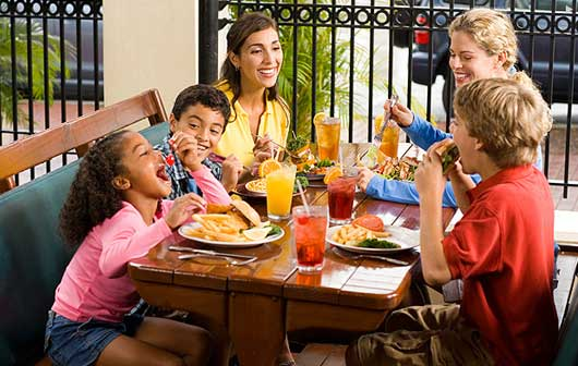 Hotel For Large Families Near Disney