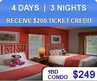 Disney Timeshare Special