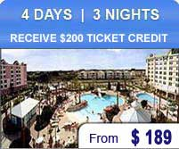 orlando timeshare package
