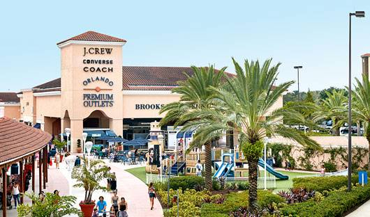 Premium Outlet Mall | Store Directory | Vineland Road