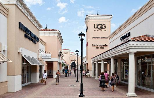 Premium Outlet International Drive Mall